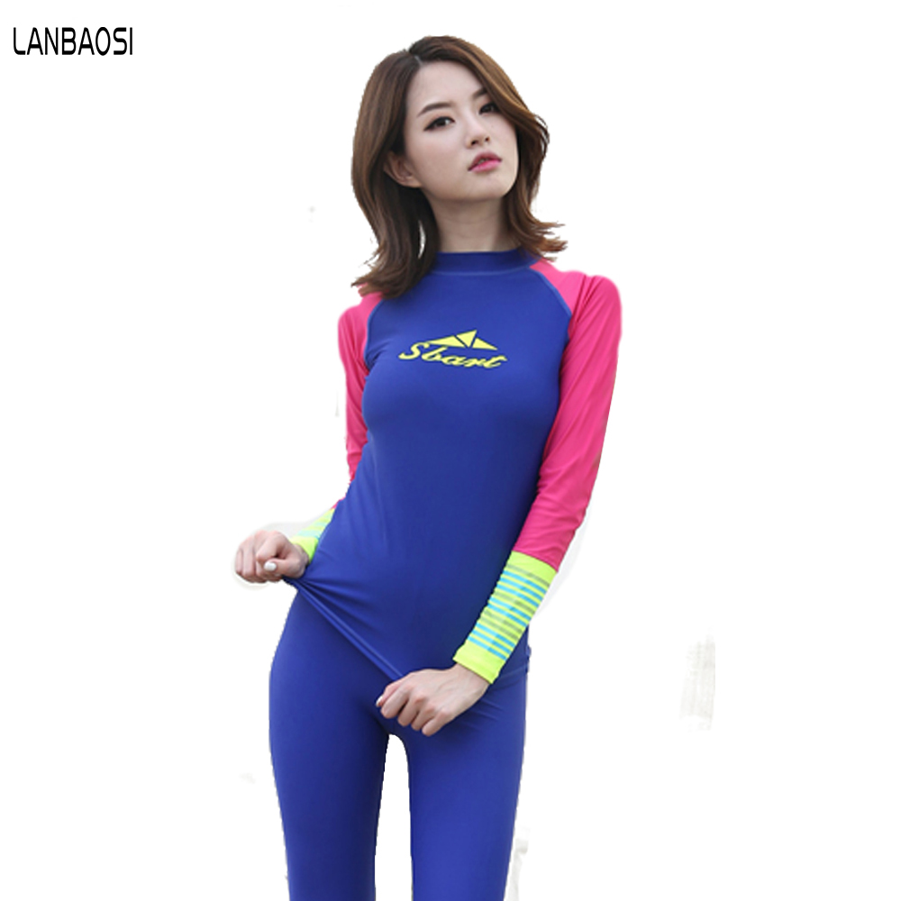women's rash guards & swim shirts Rashguards not only look good, they function well too. Sunscreen can often feel sticky and come off in the pool or ocean, but a cute rashguard will stick with you throughout your sun filled day.
