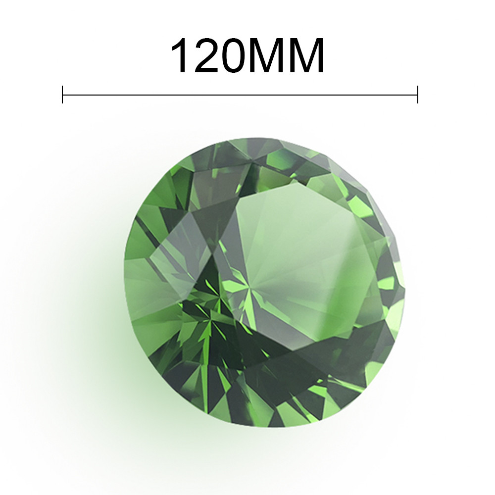 1pcs/lot Lots Of Color 120mm Big Size Crystal Diamond For Wedding House Decoration And Party Gifts 1pcs/lot Lots Of Color 120mm Big Size Crystal Diamond For Wedding House Decoration And Party Gifts