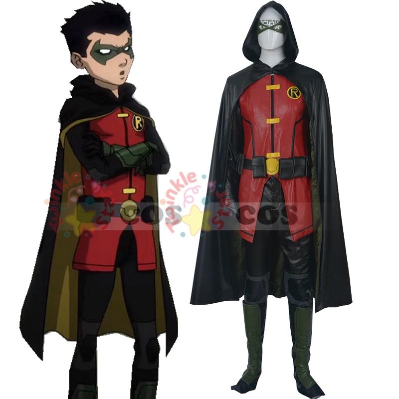 Nightwing Halloween Costume
