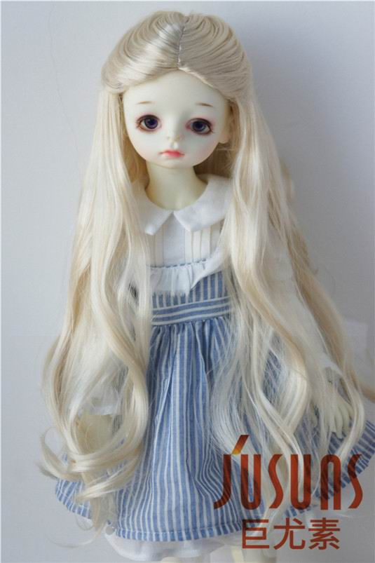 JD028 SD BJD doll wig 1/3 Alice Fantasy Synthetic Mohair Wigs 8-9 inch 9-10inch wig BJD doll accessories synthetic bjd wig long wavy wig hair for 1 3 24 60cm bjd sd dd luts doll dollfie cut fringe