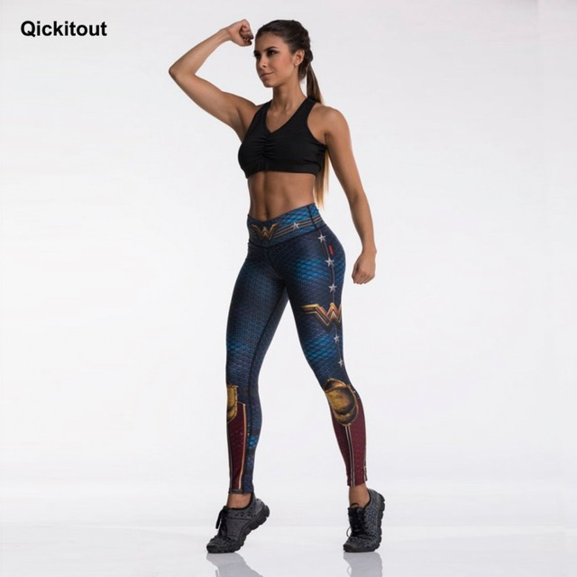 Captain Fight Leggings 8