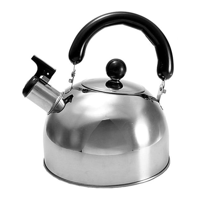 Neue 2 Liter Wärme Kessel Wasserkocher Topf 304 Edelstahl Pfeifen ...