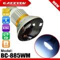 EAZZYDV BC-885YM/WM HD Espejo de 1.3MP 960 P P2P WiFi Bombilla/AP IP cámara de red con 5 w lámparas led de visión nocturna y motion Dection