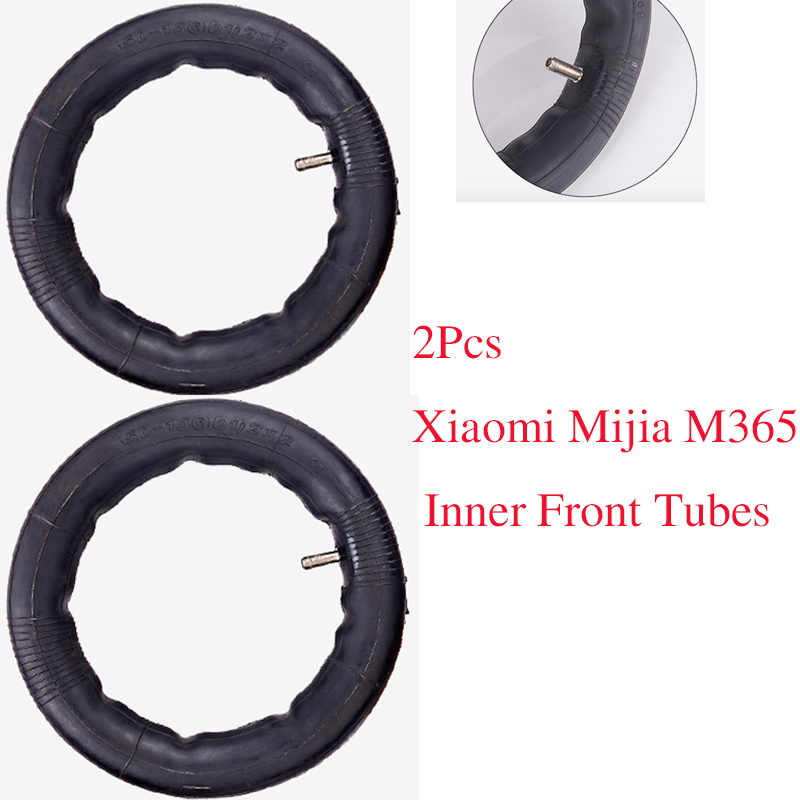 2Pcs Upgraded Xiaomi Mijia M365 Tyre Electric Scooter 8 1/2x2 Inner Tubes Pneumatic Tires Durable Thick Wheels Solid Outer Tyres