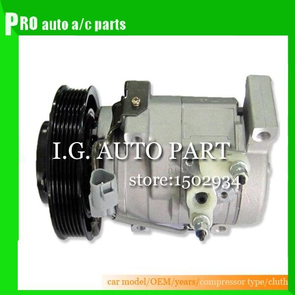 10s17c Auto Ac Compressor For Car Toyota Camry 3.0/for Car Lexus-es300 Oem 447220-4340 447220-9869 447180-4530 447220-3275