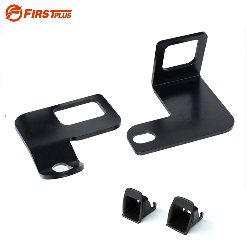 For Volkswagen Jetta 4 Car Seat ISOFIX Connector Interfaces Guide Bracket Holder ISOFIX Retainer For Car Baby Child Safety Seat