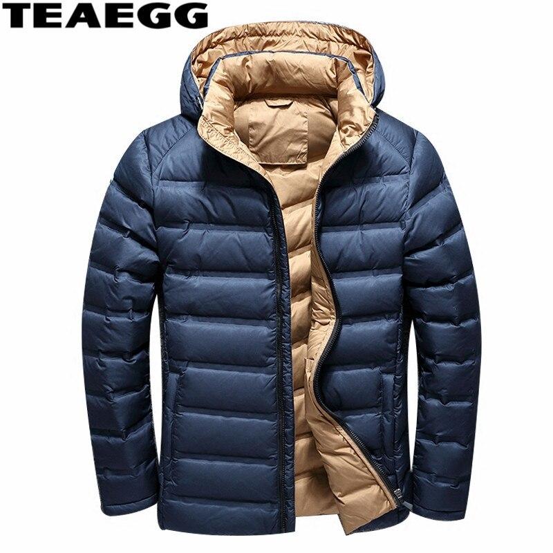 Ropa urbana chaqueta para hombre chaqueta de invierno de