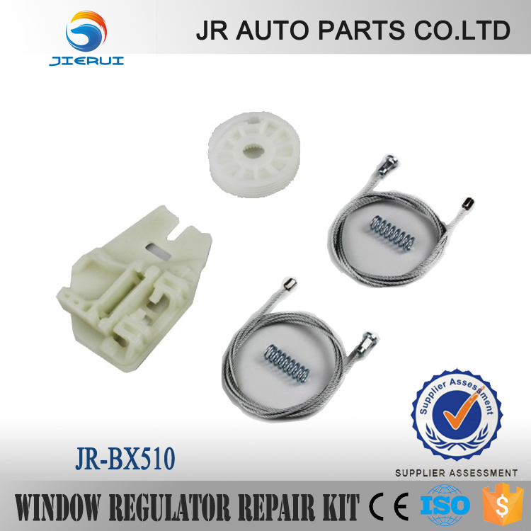 JIERUI CAR PARTS FOR BMW X5 WINDOW REGULATOR REPAIR KIT