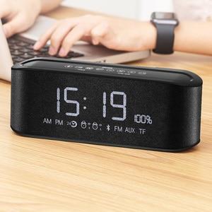 Digital Alarm Clock Nightlight