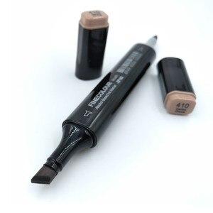 Image 3 - Двусторонние маркеры Finecolour EF102, 12/24/36 цветов манги, тонкие тона, эскиз, графический дизайн с коробкой для ручек