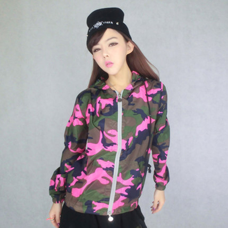 Popular Pink Camouflage Jacket-Buy Cheap Pink Camouflage Jacket