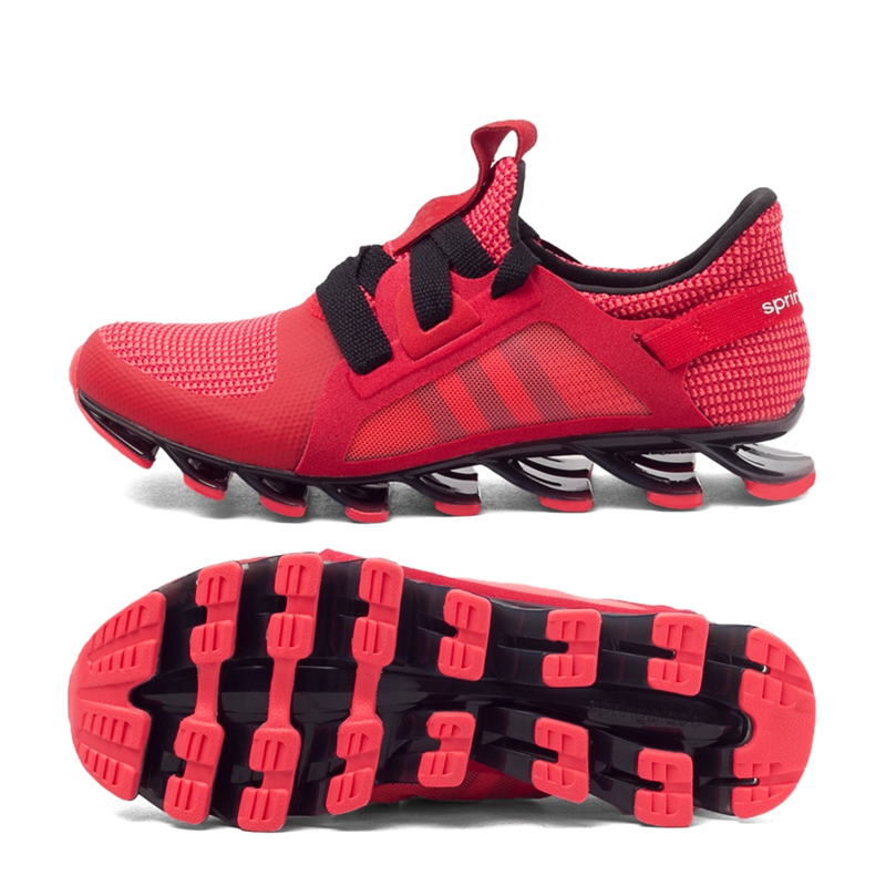 ab015fe7c43a Original Adidas Springblade nanaya w Women s Running Shoes Sneakers-in  Running Shoes from Sports   Entertainment on Aliexpress.com