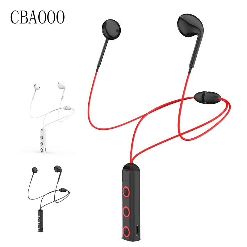 CBAOOO T-313 Sport Bluetooth Earphone Wireless Headsets With Microphone Noise Reduction Stereo Earbuds Headphones For Phone MP3 high quality laptops bluetooth earphone for msi gs60 2qd ghost pro 4k notebooks wireless earbuds headsets with mic