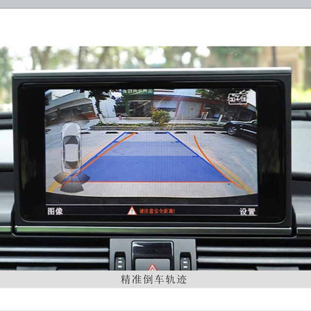 car video interface dynamic guidelines parking sensors displayed rh aliexpress com audi mmi connect guide audi a3 mmi guide