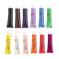 STOCK CLEARANCE SALE 1Pcs Acrylic UV Gel Design 3D Paint Tube Nail Art Pen Nail Polish False tips Drawing