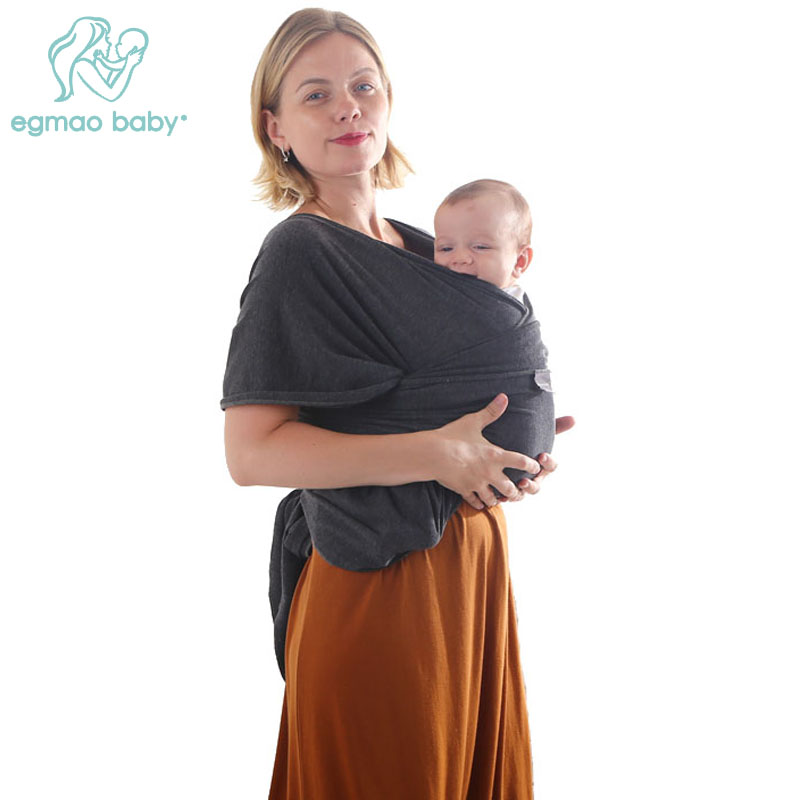 Baby Wrap Ergo Carrier Sling  Available in 8 Colors Nursing Cover Specialized Slings and Wraps for Infants And Newborn