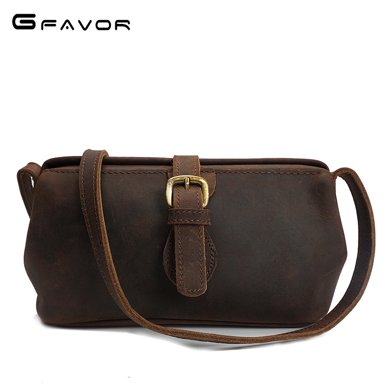 2018 genuine Leather Women Messenger Bag Ladies Crossbody Bag Small Flap Shopping Handbag Casual Bolsa Feminina shoulder Bags genuine leather handbag 2018 new shengdilu brand intellectual beauty women shoulder messenger bag bolsa feminina free shipping