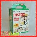 20 hojas de fujifilm instax mini 8 film válida hasta 2018-10 + free regalo para cámara de fotos instantánea polaroid 7 s 8 25 50 s 70 90 SF1
