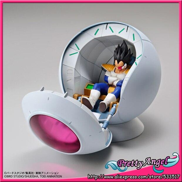 Dragon Ball Z Saiyan's Spaceship Pod Toy Figure