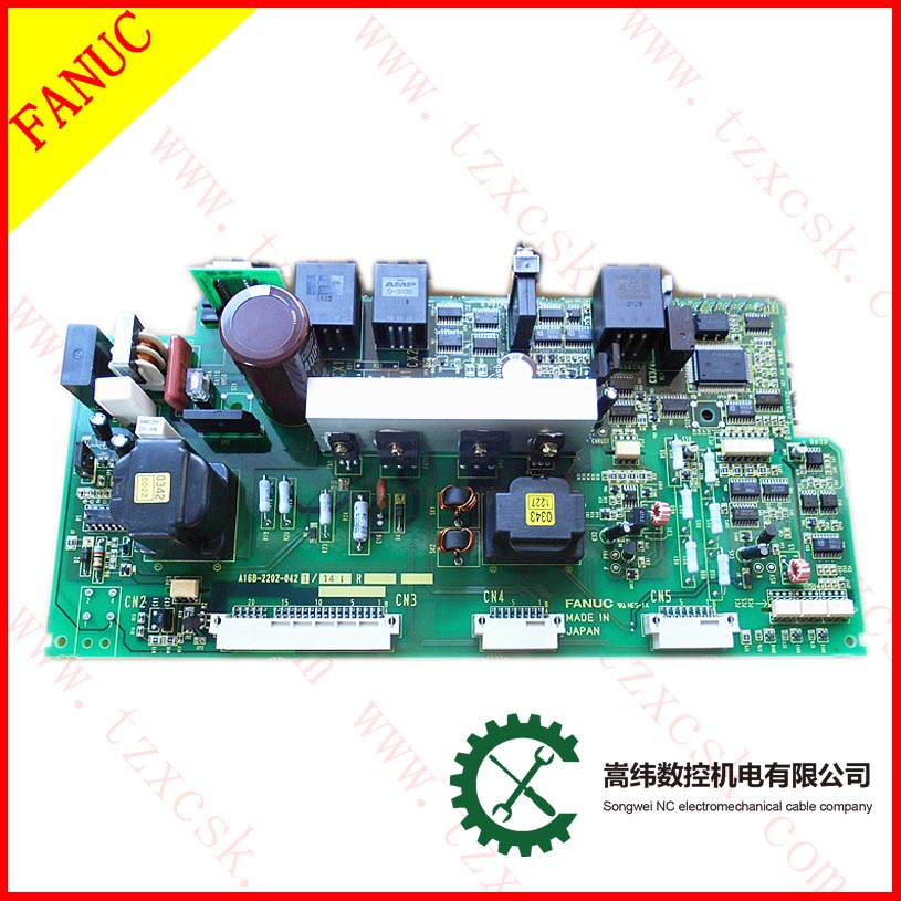 Fanuc power control baord circuit pcb a16b-2202-0421 Fanuc power control baord circuit pcb a16b-2202-0421