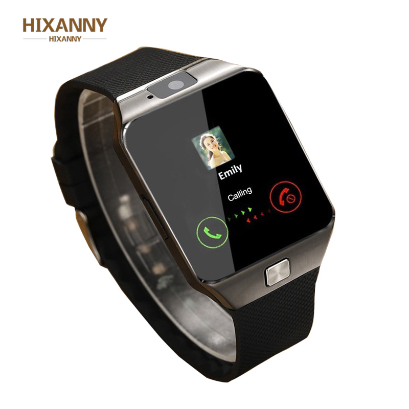 HIXANNY 2019 New Smartwatch Intelligent Digital Sports Gold Smart Clock Step Counter For Telephone Android Watch Women's Clock