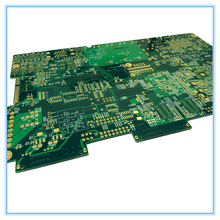 Double side PCB 2 LAYER FR4 For TV Receiver and other Electronics