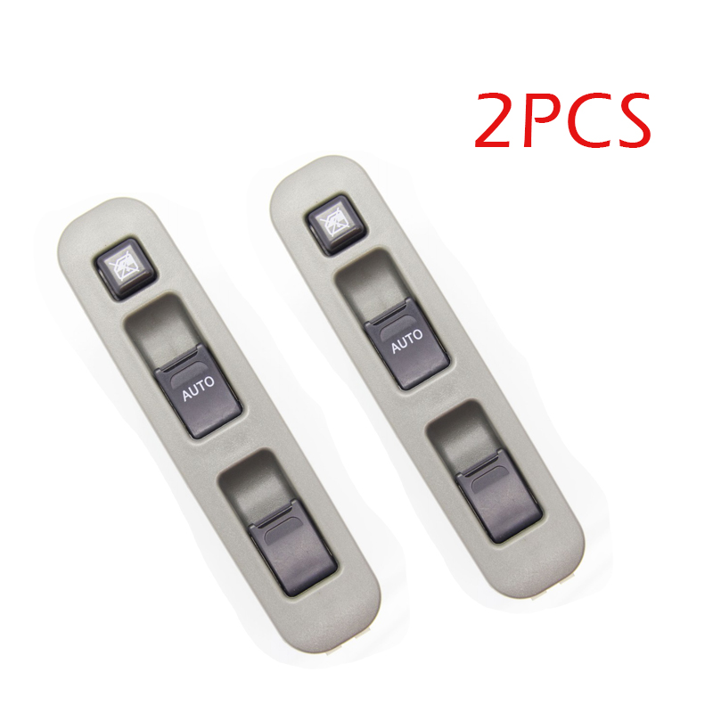 2pcs 37990-81A20 3799081A20 Auto Car Parts Replacement Electric Master Controller Power Window Switch For Suzuki Jimny
