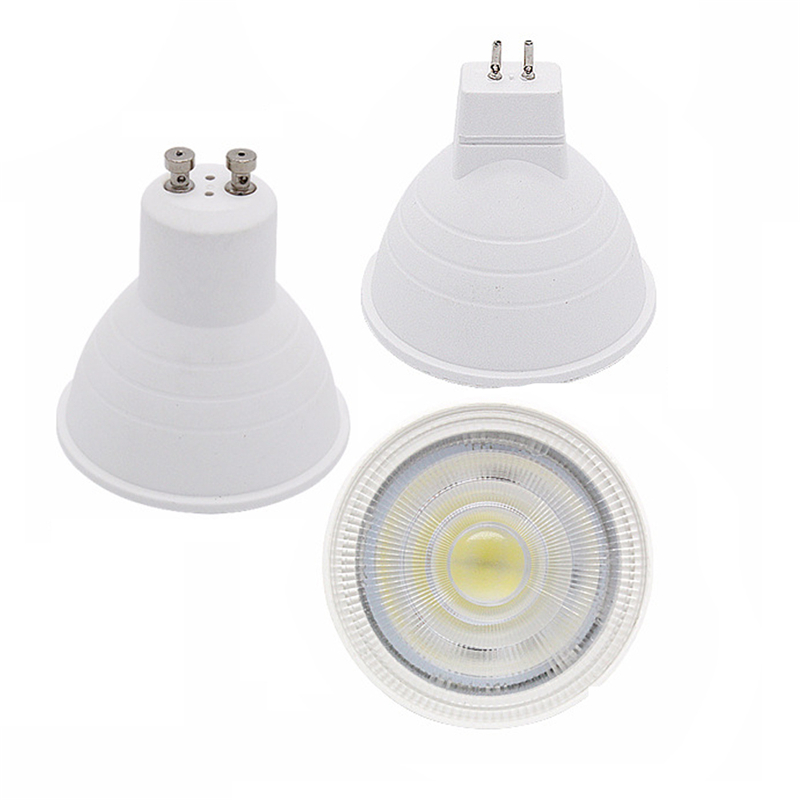 Dutiful 10pcs Gu10 Mr16 Led Spotlight 6w Ac 220v Led Lamp Condenser Bulb Diffusion Light 30 Degree Spotlight Energy Saving Home Lighitng Lights & Lighting