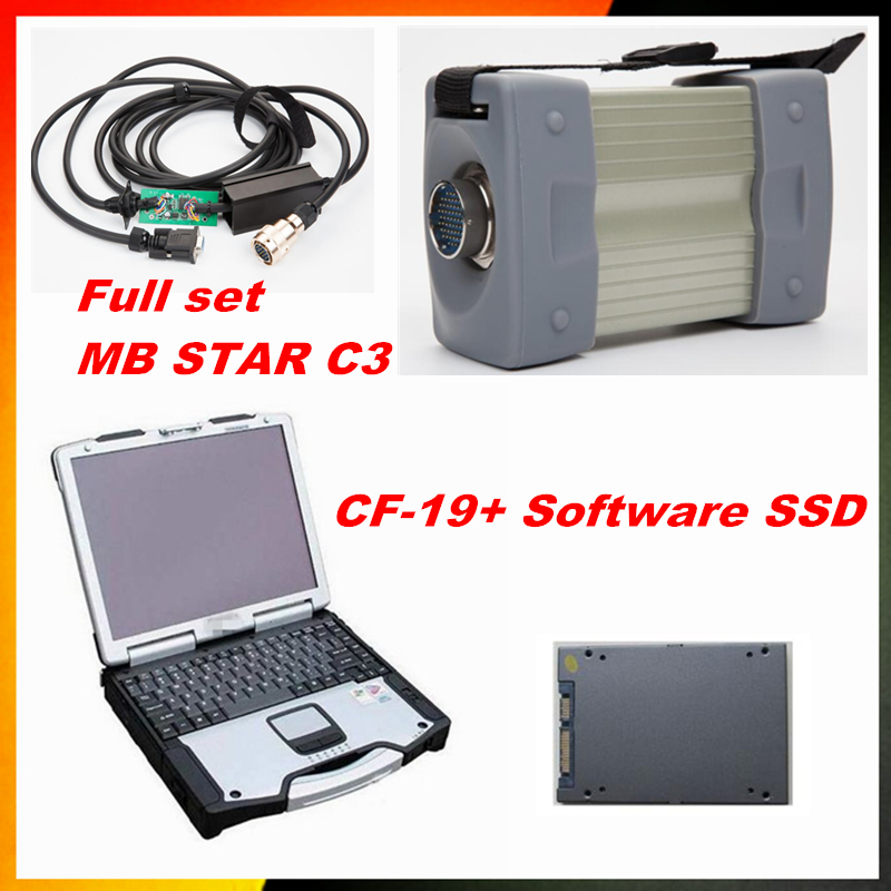 Top rated mb star c3 obd2 scanner mb star c3 toughbook cf for Best mercedes benz diagnostic tool