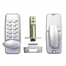 Mechanical Code Safety Keyless