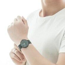 Xiaomi TwentySeventeen нержавеющая кварц пара наручные часы для мужчин и женщин часы водонепроницаемый стальной Ремешок Браслет 3ATM подарок для влюбленных