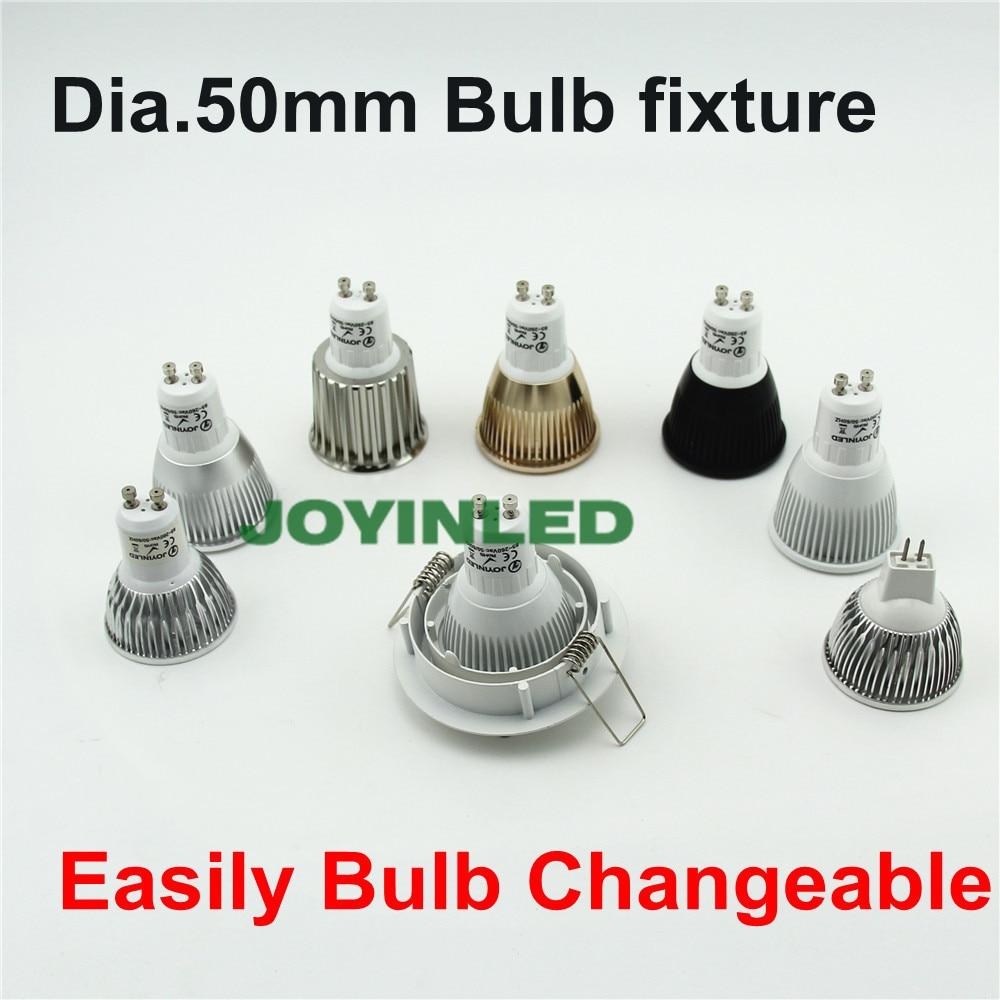 GU10 MR16 GU5.3 LED spot kürə uyğun 2 pin halogen ampul - Daxili işıqlandırma - Fotoqrafiya 2