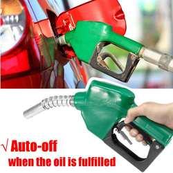 Заправка из нержавеющей стали пистолет с соплом автоматическое сокращение топлива заправка сопла дизельного масла дозировочный инструмен...
