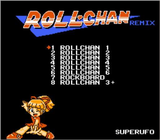В ROLLCHAN REMIX 8 в 1 патрон игры для NES консоли