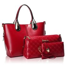 4 цвет 2016 композитный сумки женщины сумка пригородных сумки открытые универсальный женщины посыльного сумки 2016
