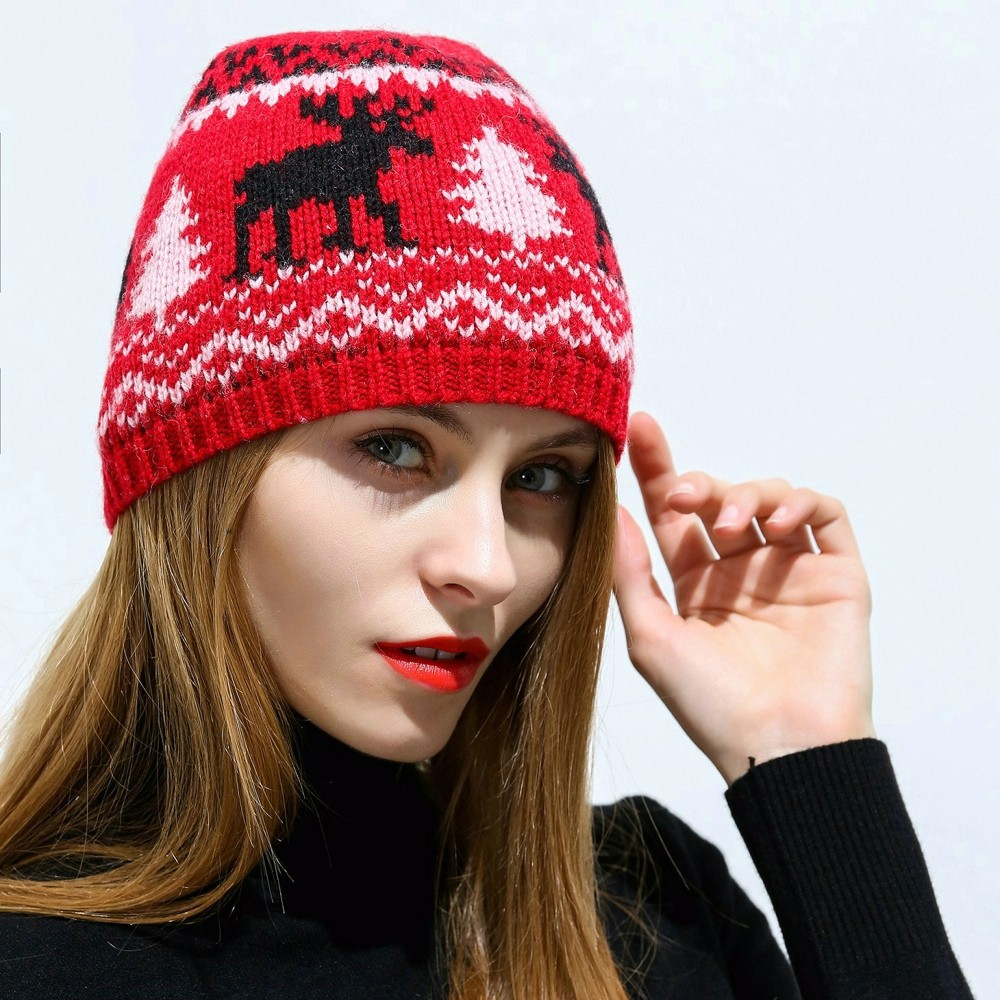 5638c0080 Buy reindeer winter hat and get free shipping on AliExpress.com