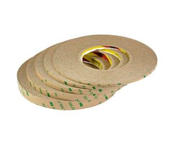 1 piezas 3 M cinta de doble cara para reparación celular adhesivo de acrílico fuerte película 55 m longitud 3 m 300LSE 3-15mm ancho