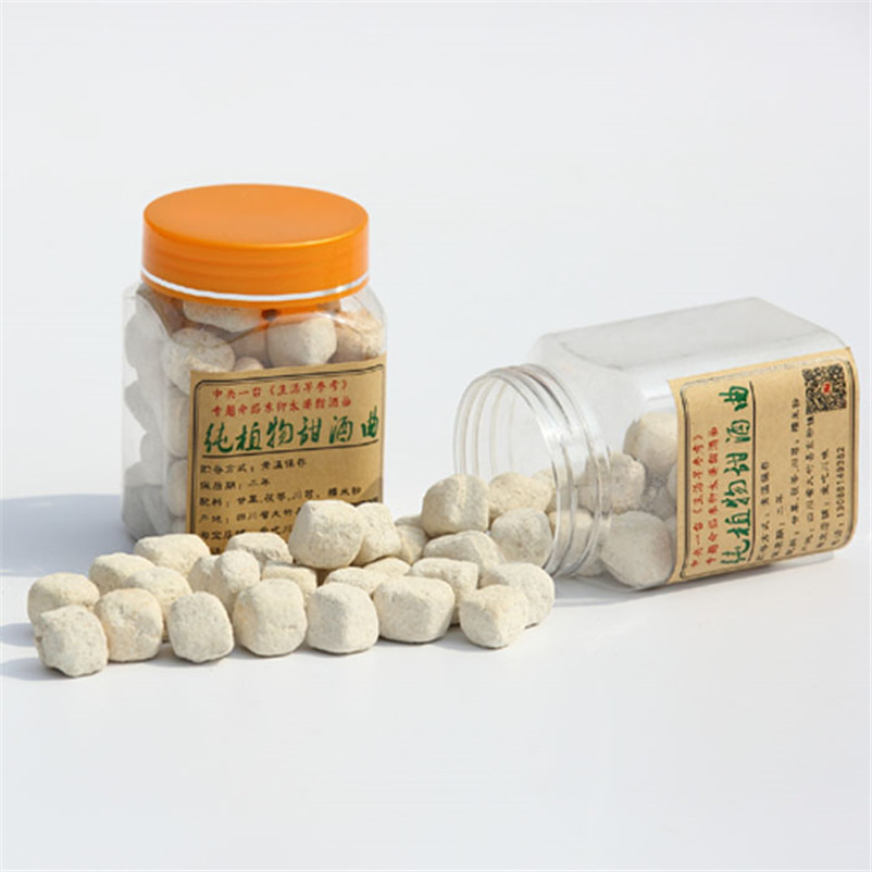 XMT-HOME Chinese Traditional Sweet Alcohol Yeast Glutinous Rice Wine Accessories 25pcs/lot
