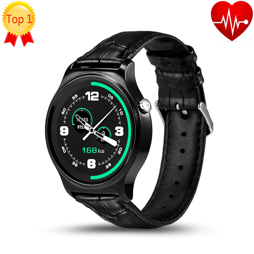 Aihontai nueva gw01 bluetooth smart watch ips pantalla redonda de la vida a prue