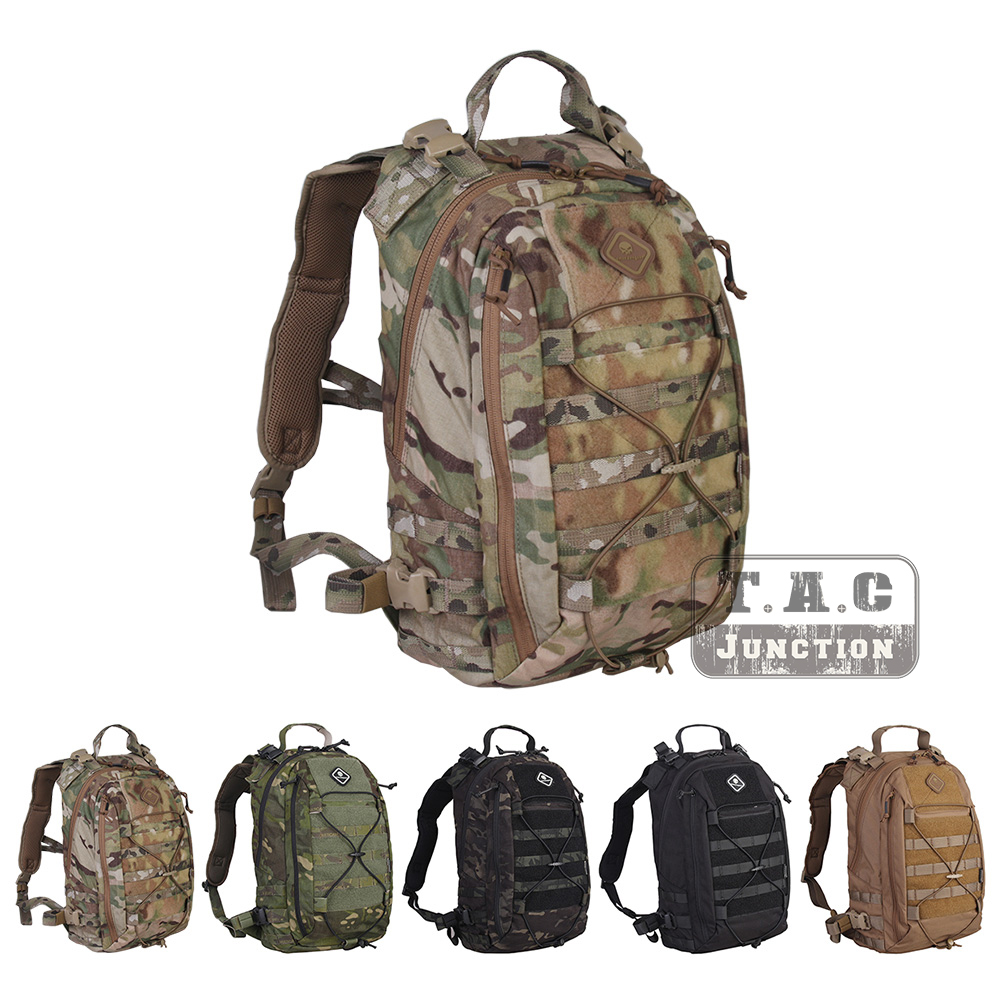 Emerson Tactical Modular Bag Removable Operator Pack Assault Backpack Outdoor Travlling Hunting Pack