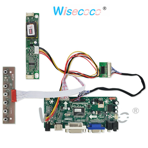 Image 4 - 12.1 インチの hdmi 液晶 TFT 800*600 (ピクセル) 41 とピンの LVDS 、 VGA スピーカー制御ドライバボード工業用製品