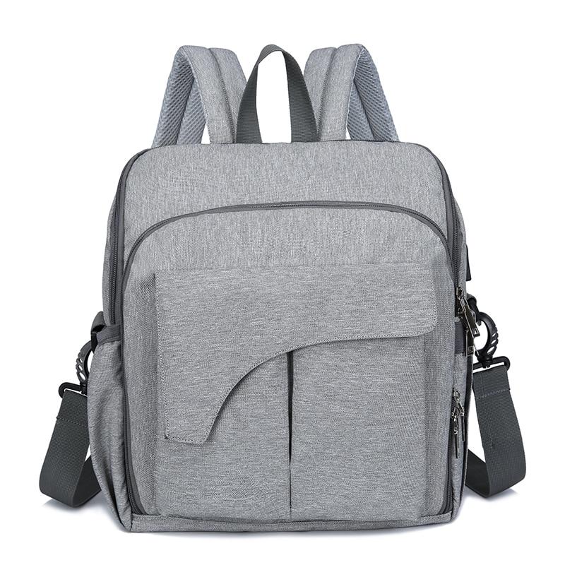 Banlosen maman sac à couches grand multi-fonction capacité bébé sac à couches sac d'allaitement mode voyage femmes sac à dos sac pour maman papa
