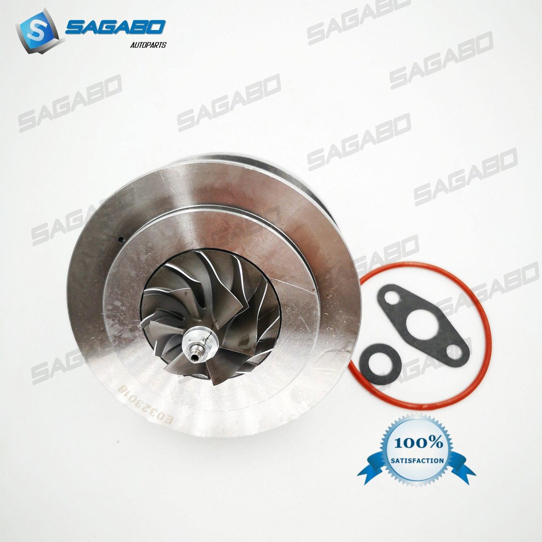 Turbocharger for Hyundai Santa Fe / Grandeur 2.2 CRDI D4EB 155HP 2006 2010 Turbo chra cartridge 28231 27810 / 49135 07312