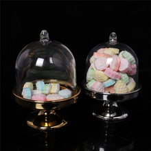 5 colors 12pcs/lot Transparent Plastic Candy Boxes Wedding Favor Supplies Baby Shower Favors Birthday Party Decorations