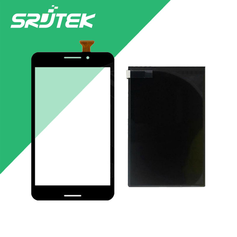 For ASUS FonePad FE375CG FE7530CXG ME375 New LCD Display Panel Screen Monitor Moudle + Black Touch Screen Digitizer Sensor Glass