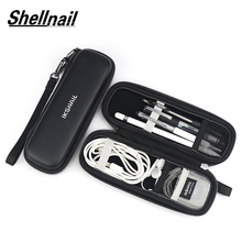 Shellnail Shockproof EVA Hard Shell Storage Carry Case Bag Holder Pouch For Apple Airpods i