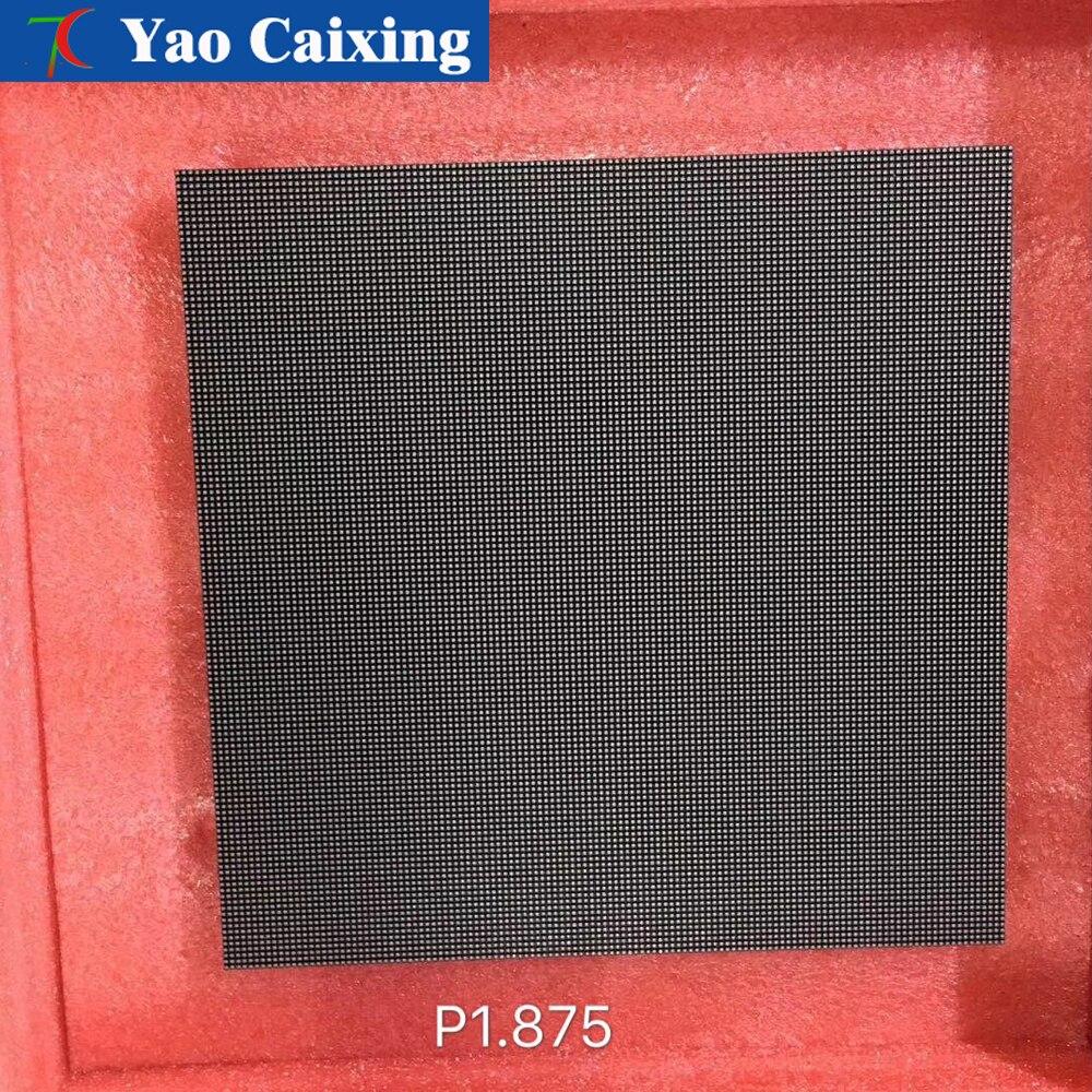 Крытый HD небольшое пространство P1.875 модуль, Концентратор 75 интерфейс, Крытый 4 К led дисплей видео модуль