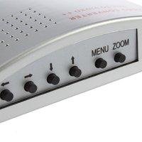 10 шт. портативных ПК VGA ТВ монитор S video сигнала адаптер конвертера распределительная коробка