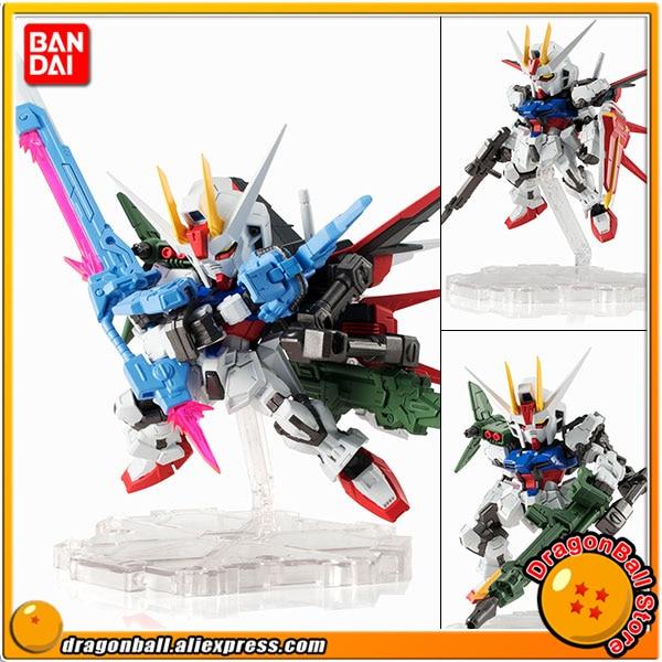 Original BANDAI Tamashii Nations NXEDGE STYLE No. 0030 Action Figure - Perfect Strike Gundam gundam seed destiny original bandai tamashii nations nxedge style nx 0003 action figure destiny gundam