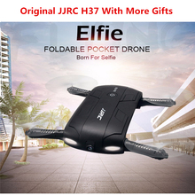 JJRC H37 Elfie Foldable Mini RC Drone With Camera FPV Transmission Quadcopter RC Drone Helicopter WiFi